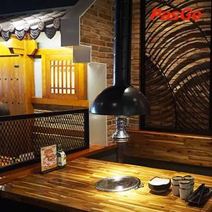 Nhà hàng GoGi House Nguyễn Ảnh Thủ