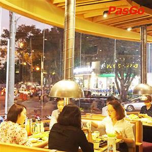 Nhà hàng GoGi House Nguyễn Đức Cảnh