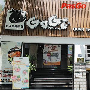 Nhà hàng GoGi House Phan Xích Long