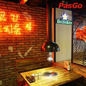 Nhà hàng GoGi House SC Vivo City