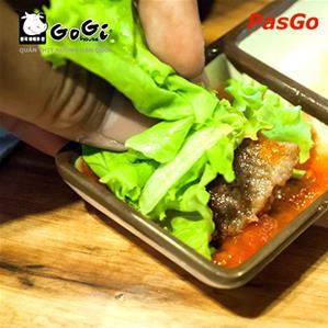 Nhà hàng GoGi House Vạn Hạnh Mall