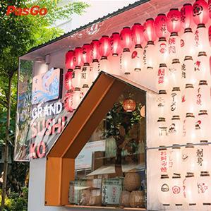 Nhà hàng Grand Sushi KO Xuân Thủy
