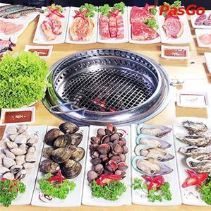 Nhà hàng Gri & Gri Trần Thái Tông
