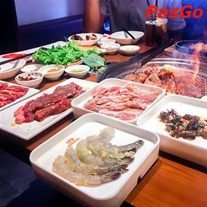 Nhà hàng Hai Con Bò BBQ Hotpot Nguyễn Quý Đức