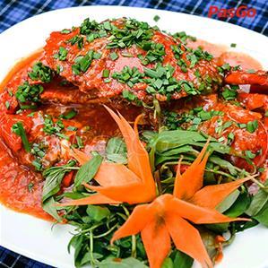Nhà hàng Hải Sản Biển Đông 3 527 Âu Cơ quận Tân Phú