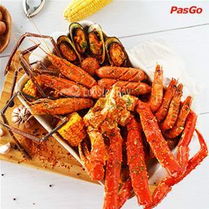 Nhà hàng Hải sản kiểu Mỹ Lobster Bay Nguyễn Tri Phương