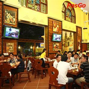Nhà hàng Hoa Viên Brauhaus Nguyễn Thị Minh Khai