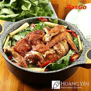Nhà hàng Hoàng Yến Cuisine Phan Xích Long