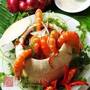 Nhà hàng Hoàng Yến Parkson Hùng Vương