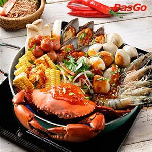 Nhà hàng Holy Crab Phan Xích Long