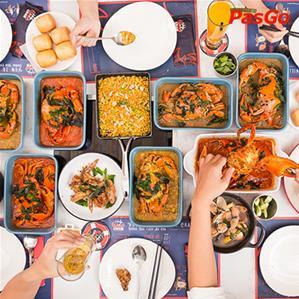 Nhà hàng Holy Crab Sense City Phạm Văn Đồng