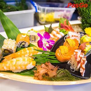 Nhà hàng Hoshi Sushi Bar Sư Vạn Hạnh