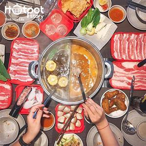 Nhà hàng Hotpot Story Lương Yên