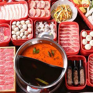 Nhà hàng Hotpot Story Mạc Đĩnh Chi