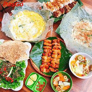 Nhà hàng Hương Vị Xứ Thanh Trần Quốc Vượng
