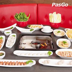Nhà hàng Hutong – Hot Pot Paradise Phó Đức Chính