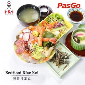 Nhà hàng IKI Sushi Restaurant Cống Quỳnh