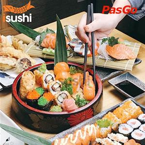 Nhà hàng Isushi Thái Hà