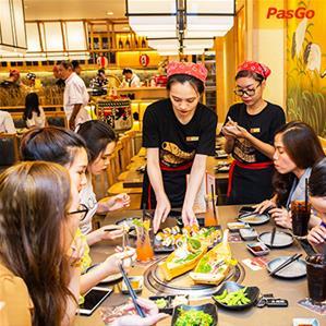 Nhà hàng iSushi Trường Sơn