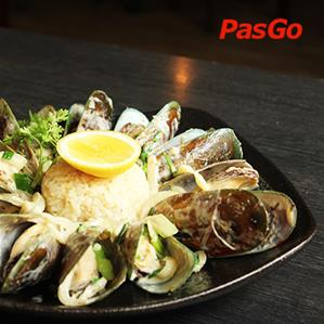 Nhà hàng Jaspas 33 Đồng Khởi