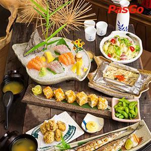 Nhà hàng Kegon Japanese Restaurant Đào Tấn