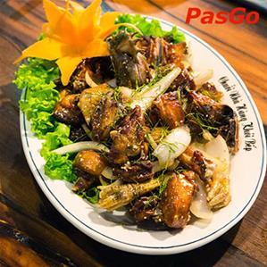 Nhà hàng Khói Bếp Nguyễn Đình Chiểu