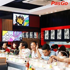 Nhà hàng Kichi Kichi Hoàng Hoa Thám