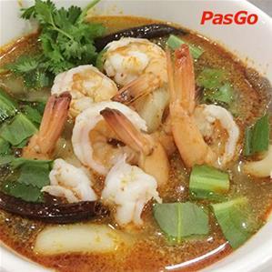Nhà hàng Kin Kin – Thai Food Tôn Thất Đạm