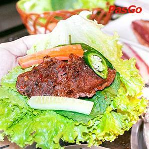 Nhà hàng King BBQ Buffet Lotte Mart Tân Bình