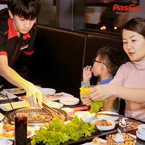 Nhà hàng King BBQ Buffet Lương Yên