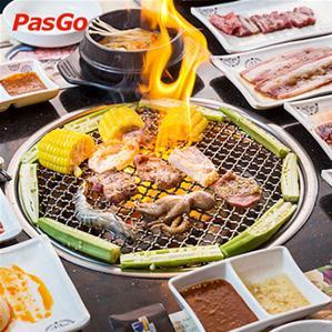 Nhà hàng King BBQ Buffet Vincom Trần Phú