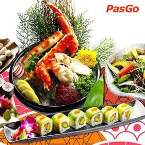 Nhà hàng Kohaku Sushi Vincom Lê Thánh Tôn