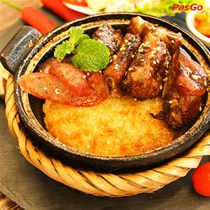 Nhà hàng Kombo - Cơm niêu Singapore Hoàng Cầu