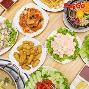 Nhà Hàng Korean BBQ 275 Đội Cấn