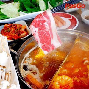 Nhà hàng Lẩu băng chuyền Kichi Kichi – Lotte Nha Trang