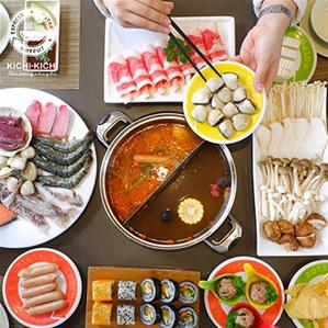 Nhà hàng Lẩu băng chuyền Kichi Kichi - Ariyana Smart Condotel