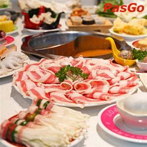 Nhà hàng Lẩu Băng Chuyền Kichi Kichi Hoàng Đạo Thúy