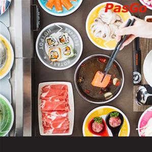 Nhà hàng Lẩu Băng Chuyền Kichi Kichi Láng Hạ