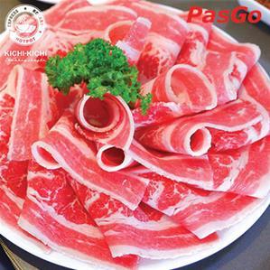 Nhà hàng Lẩu Băng Chuyền Kichi Kichi Nguyễn Thái Học