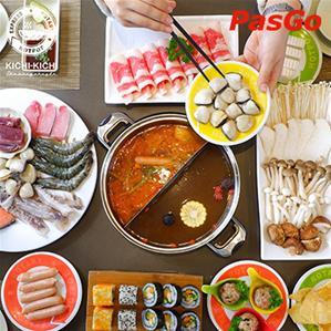 Nhà hàng Lẩu Băng Chuyền Kichi Kichi Phạm Ngọc Thạch