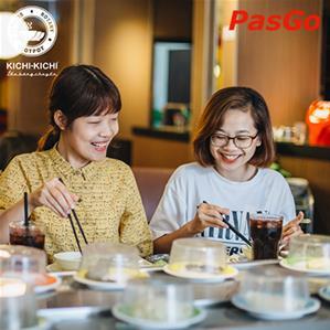 Nhà hàng Lẩu Băng Chuyền Kichi Kichi Tăng Bạt Hổ