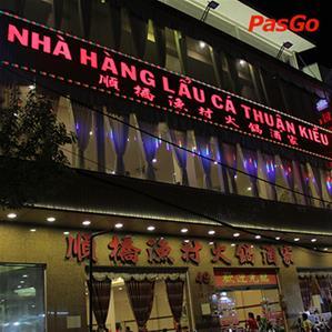 Nhà hàng Lẩu Cá Thuận Kiều Phú Hữu