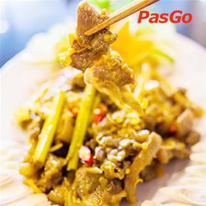 Nhà hàng Lẩu Dê Đồng Hương 2 Hoàng Diệu 2