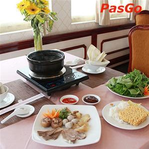 Nhà hàng Lẩu Đuôi Bò Khách Sạn Hương Sen 3