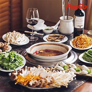 Nhà hàng Lẩu Nấm Ashima Giang Văn Minh