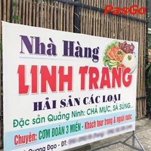Nhà hàng Linh Trang Lê Văn Lương