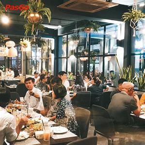 Nhà hàng MAYs Urban Thai Dine Đồng Khởi