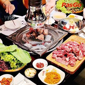 Nhà hàng Meat Plus Vinhomes Gardenia