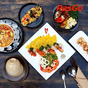 Nhà hàng Mộc – Riêu & Nướng Võ Văn Kiệt