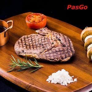 Nhà hàng Moo Beef Steak Cao Triều Phát